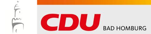 Logo von CDU Bad Homburg